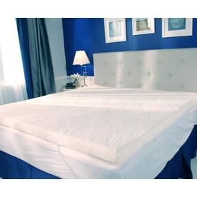 Mypillow Polyester Twin Extra Long Mattress Topper Mpttxlw