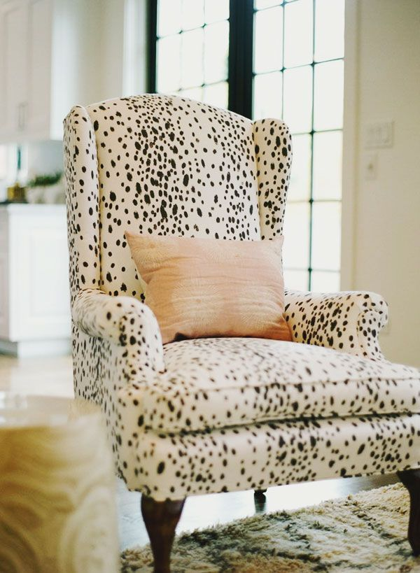 24 Ways To Go Wild With Animal Print Decor