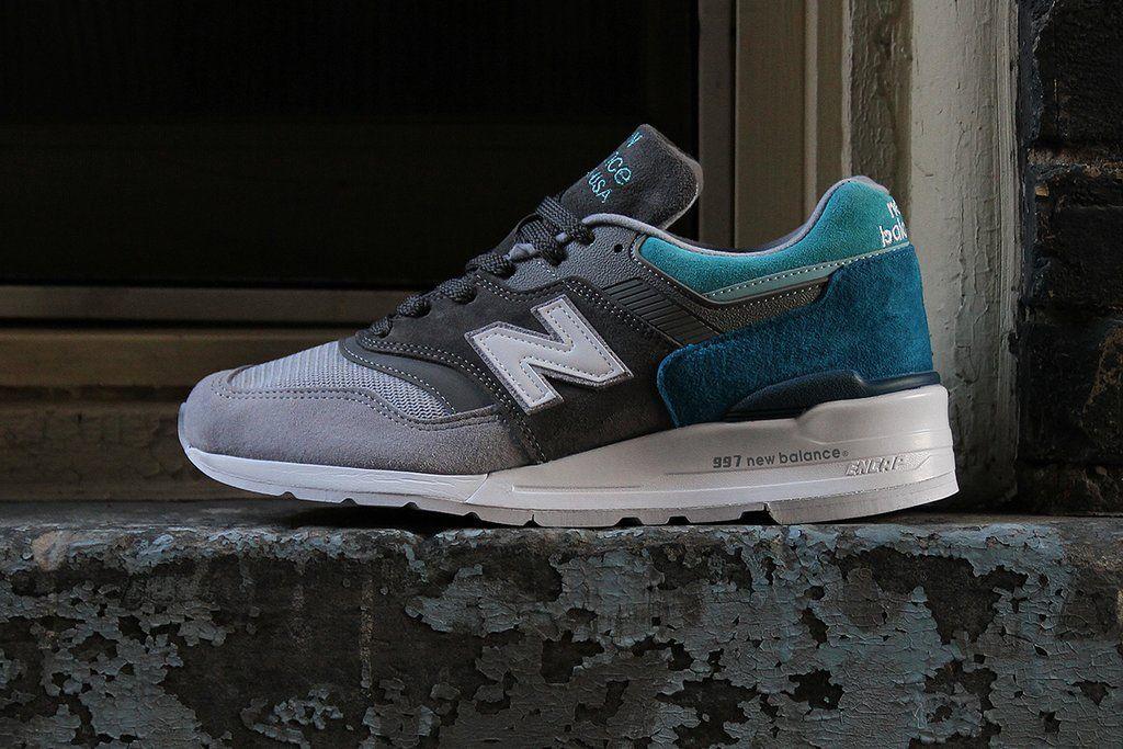 "New Balance 997 ""Color Spectrum"" - EU Kicks Sneaker Magazine"