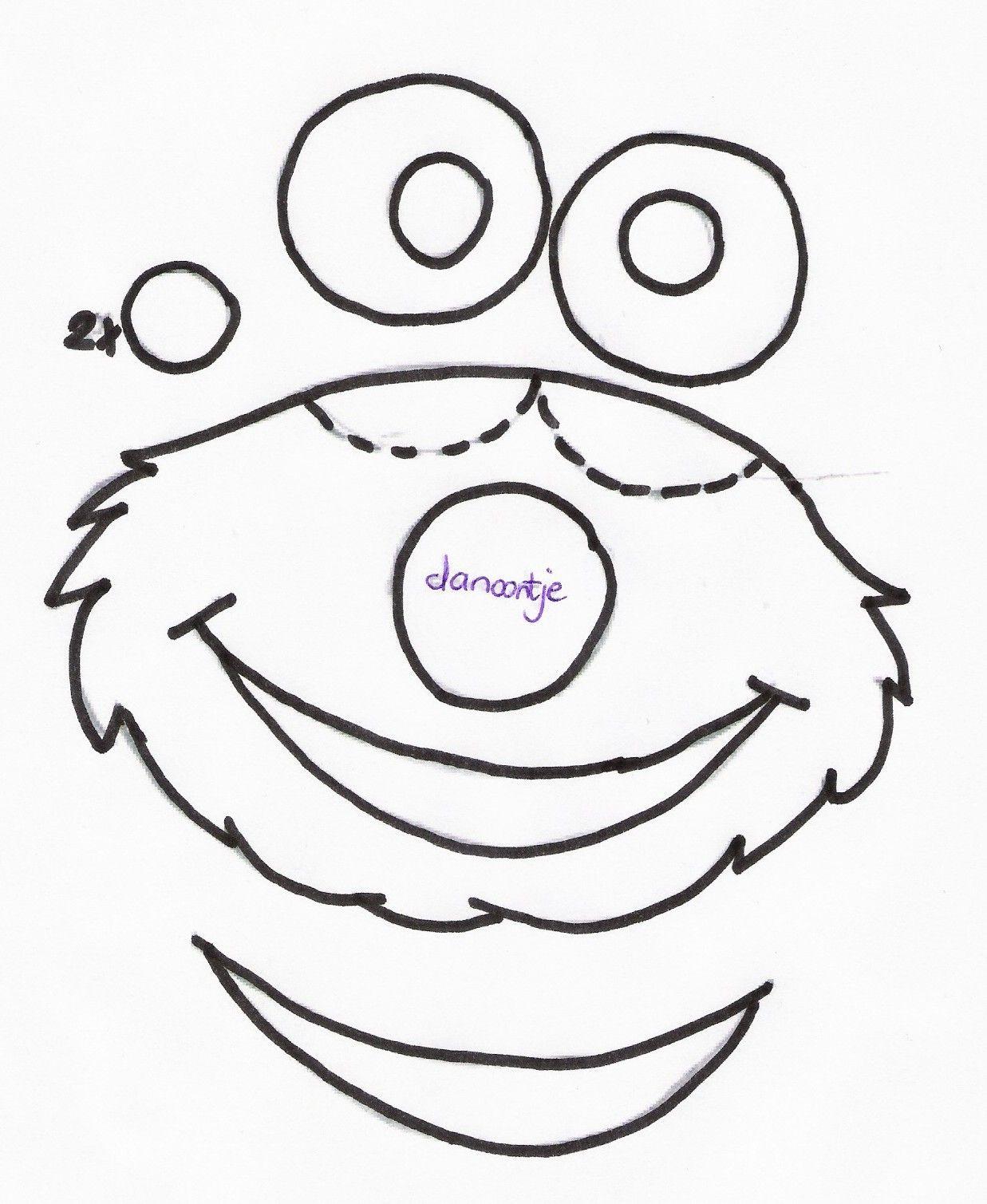 Leuke Traktatie Elmo Traktaties Sesamstraat