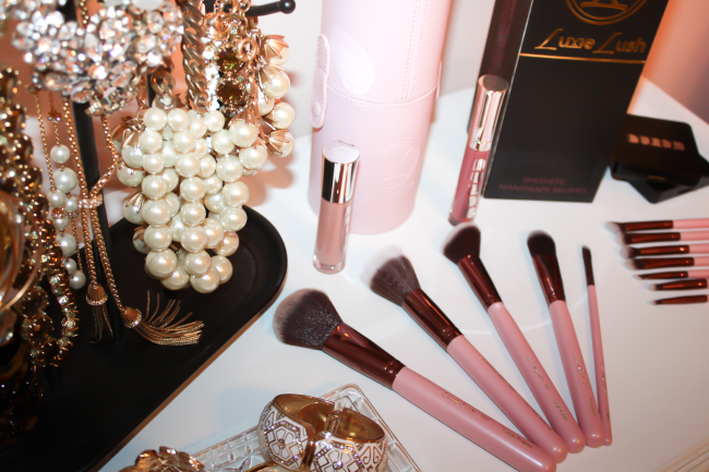 Beauty Review Luxie Lush Brush Set Beauty review