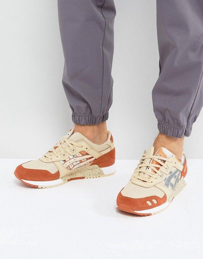 Sneakers ASICS Gel Lyte III H7Y0L MarzipanSilver 0593