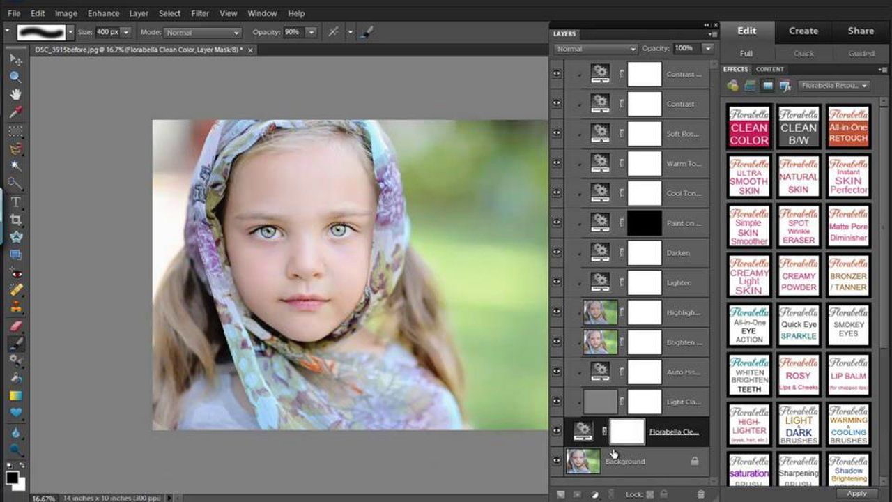 Using Layer Masks in Elements. Learn how to use