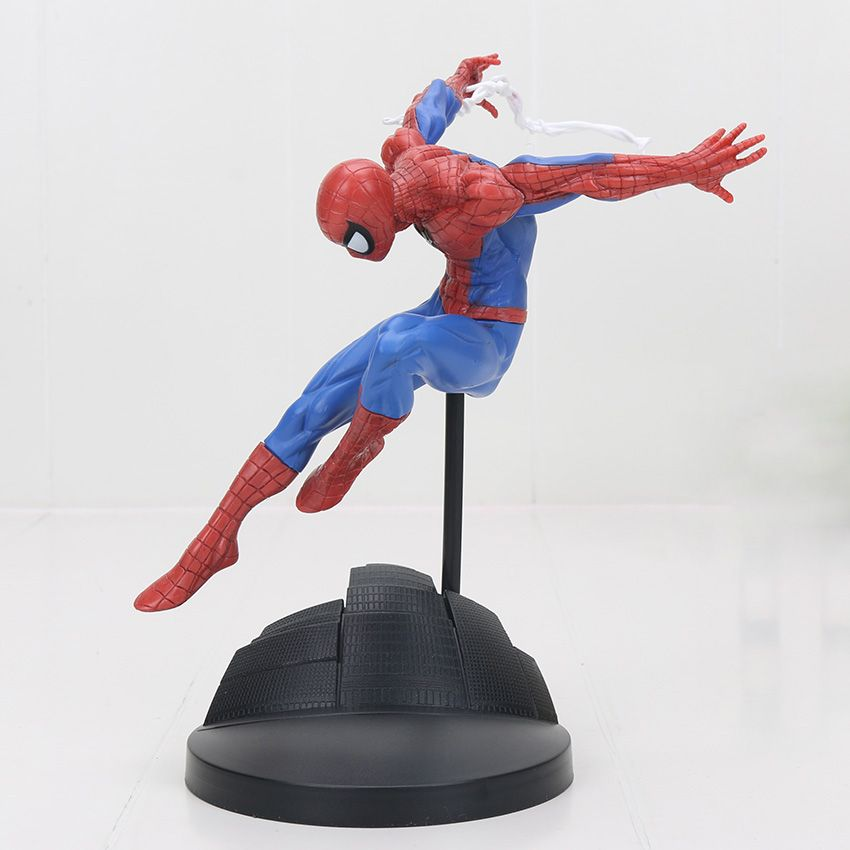 THE AMAZING SPIDERMAN FIGURE 12cm ARTFX FIGURA SPIDERMAN STATUE MARVEL