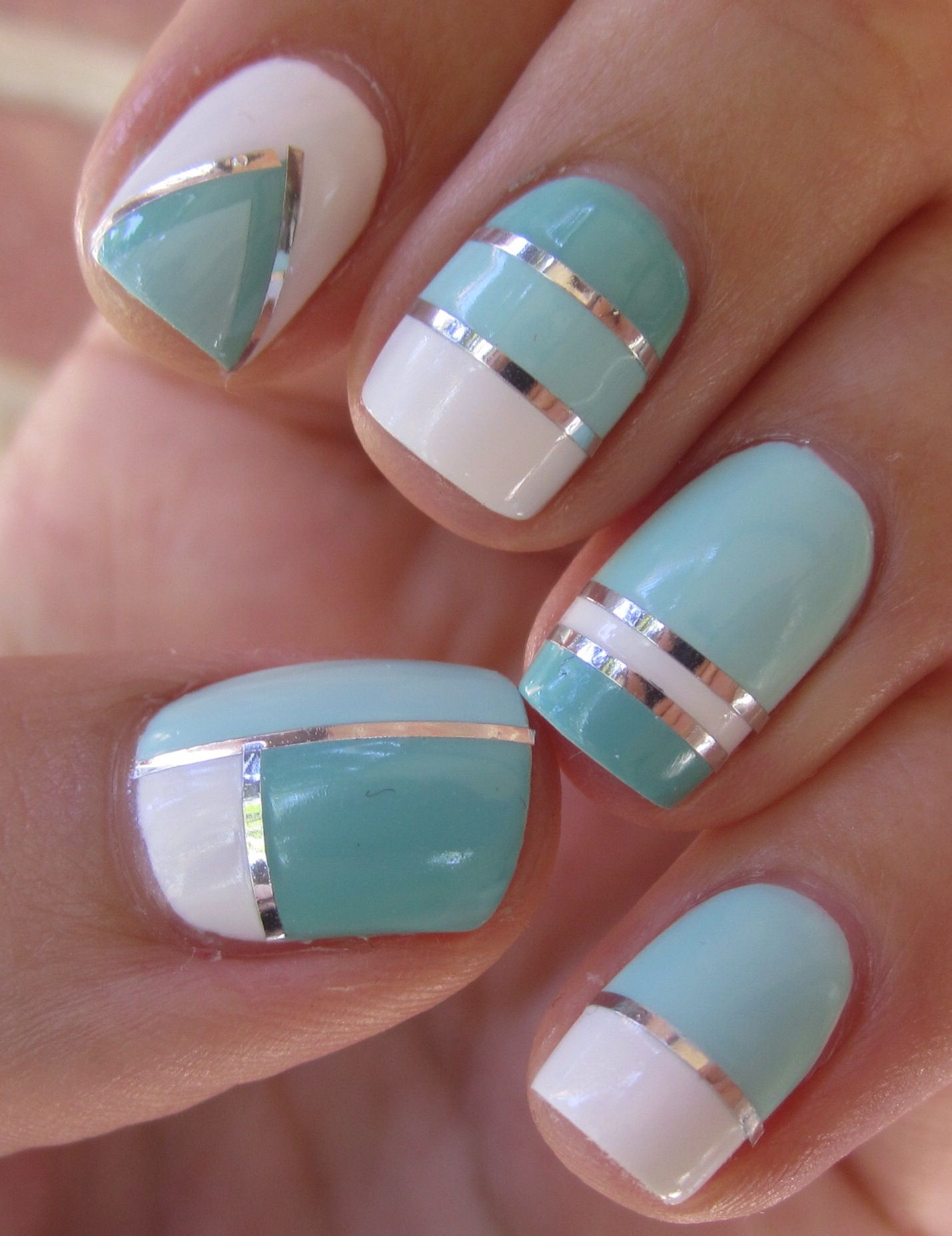 Prom Nail Ideas: The Prettiest Manicures For Your Big Night | Classy ...