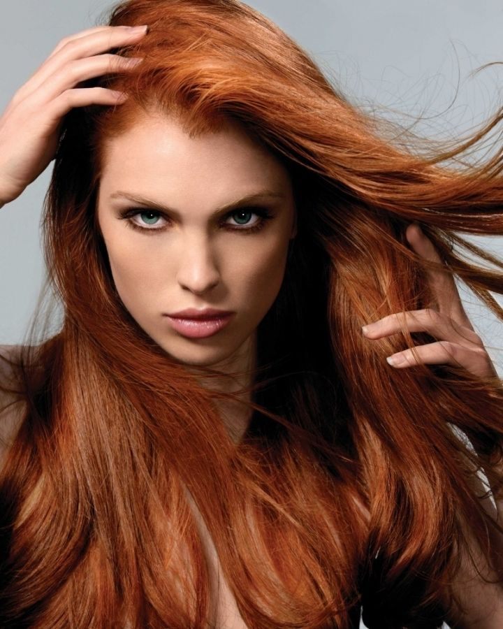 Medium Red Blonde Hair Color Best Way To Color Your Hair At Home