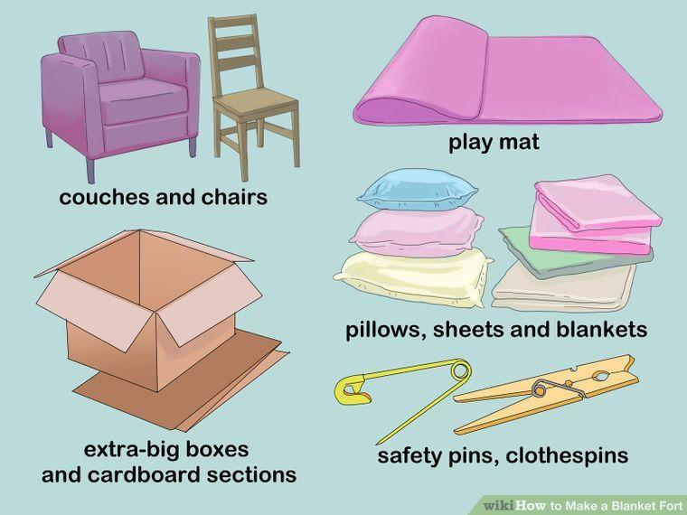 How To Make A Blanket Fort Blanket Fort Diy Blanket Fort