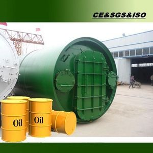 The Waste Plastic Recycled Machine To Fuel Plastic Oil ...