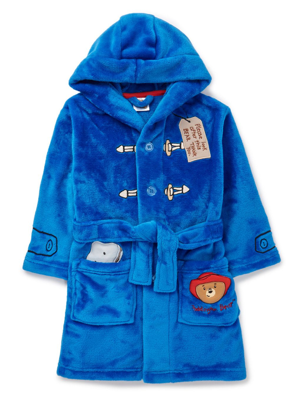 Paddington Bear® Dressing Gown - BHS | Baby stuff | Pinterest ...