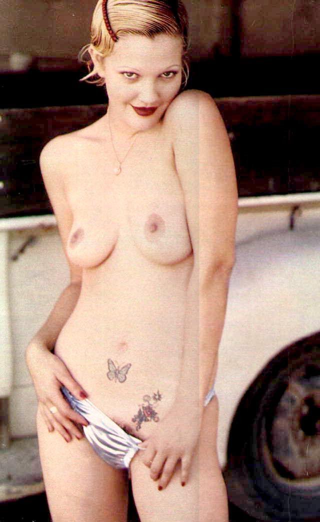 Drew Barrymore Pics Nude 85
