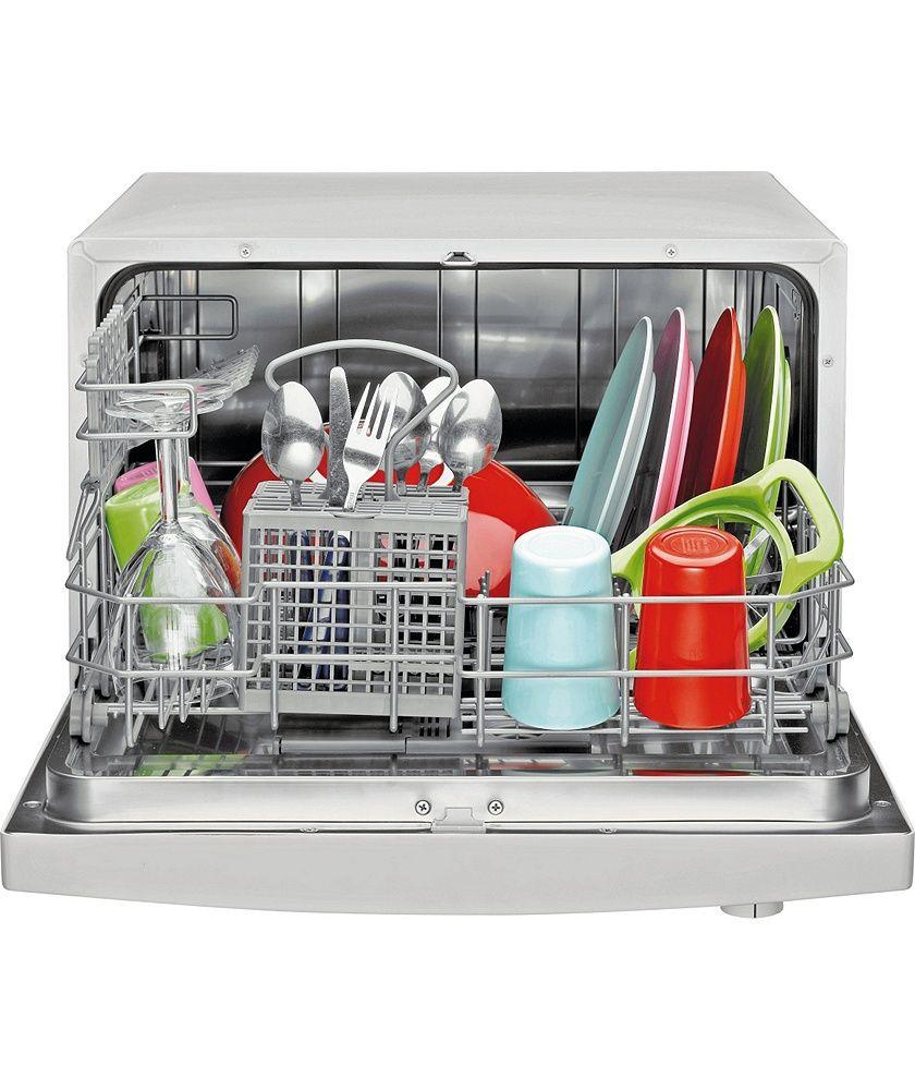 buy indesit icd661 freestanding compact dishwasher white. Black Bedroom Furniture Sets. Home Design Ideas