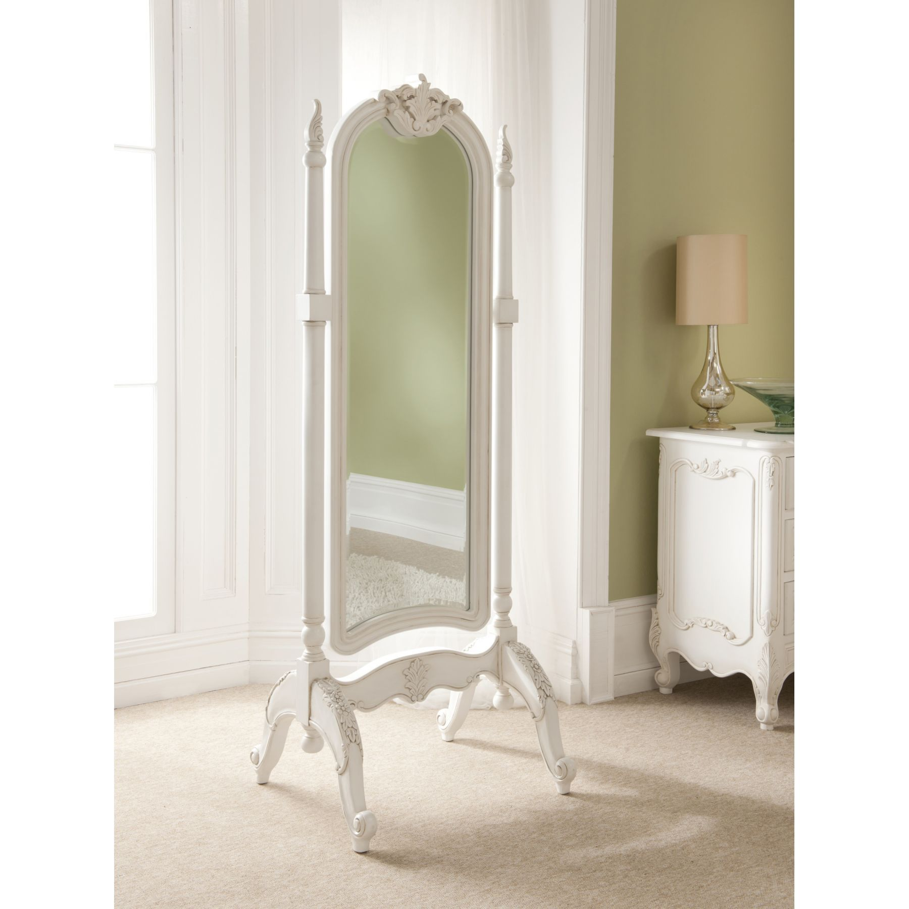Cheval Mirror French Furniture Bedroom Rococo Furniture French