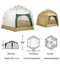 Eureka Equinox 6 Tent with 1 Room u0026 3 Windows  sc 1 st  Pinterest & Eureka Equinox 6 Tent with 1 Room u0026 3 Windows | camping ...