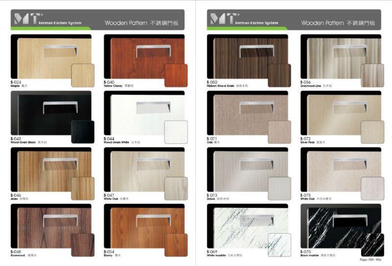 Modern Kitchen Cabinet Materials