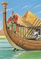 The River Nile Was The Main Highway Of Ancient Egypt