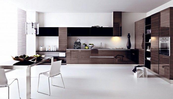 45 Elegant Cabinets For Remodeling Your Kitchen Kitchens, Design - ernestomeda barrique