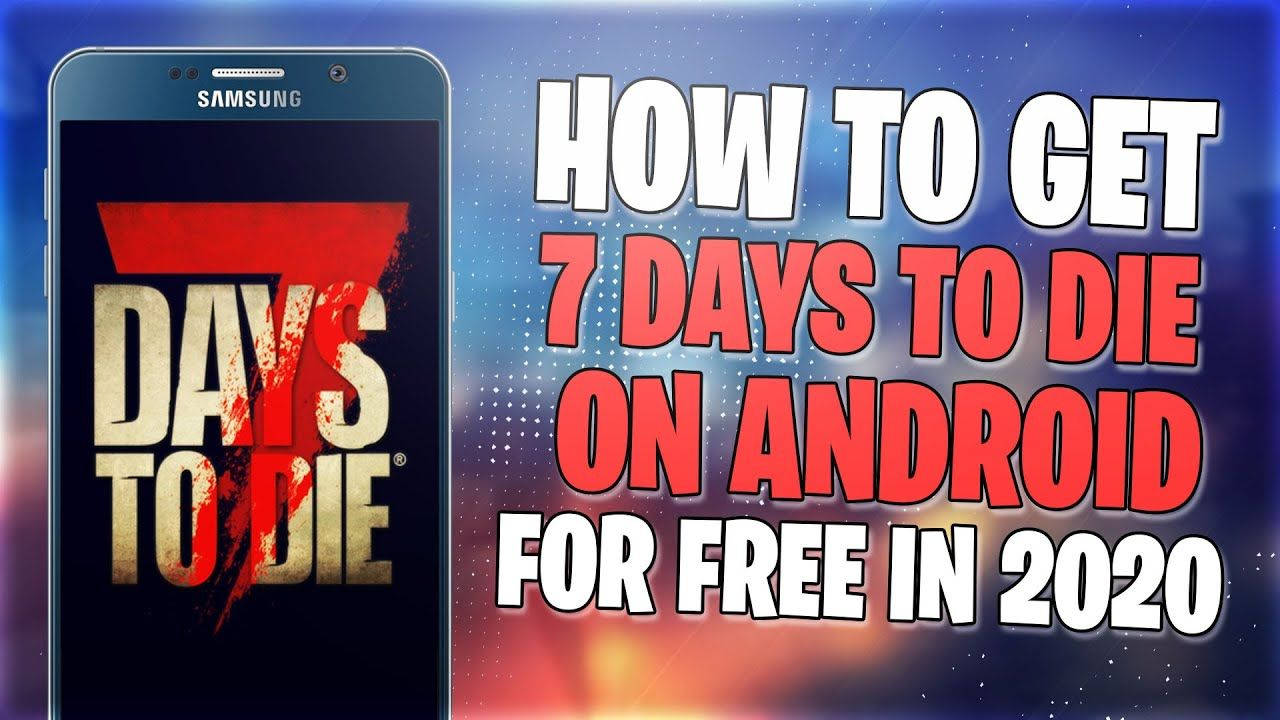 7 Days To Die Mobile Gameplay Android APK & iOS Download