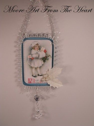 Bright and Happy Christmas Tin Kit