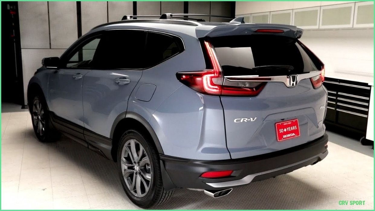 8 Reasons You Should Fall In Love With Crv Sport crv