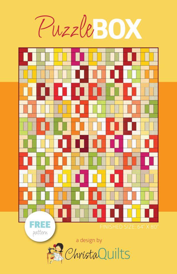 Puzzle Box Pattern Tämä se on! Pakko olla! Olen ajatellut tätä ihan liian monimutkaisesti, etsinyt kuvioiden symboliikkaa. vaikka ei sitä tarvita.