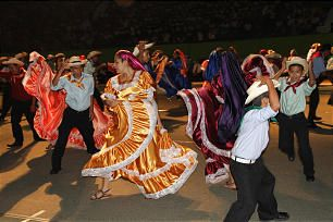 LDS Church News - A Salvadoran dance festival | El Salvador ...