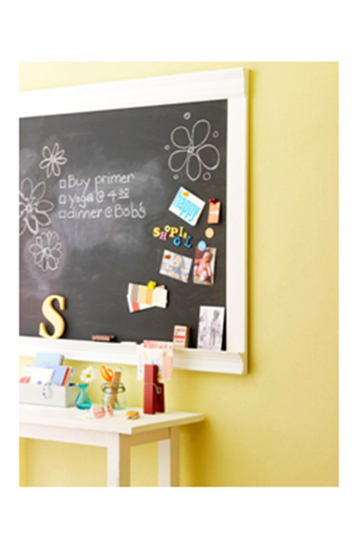 Write-On Revamp - Rescue an old frame. Transform an old mirror ...