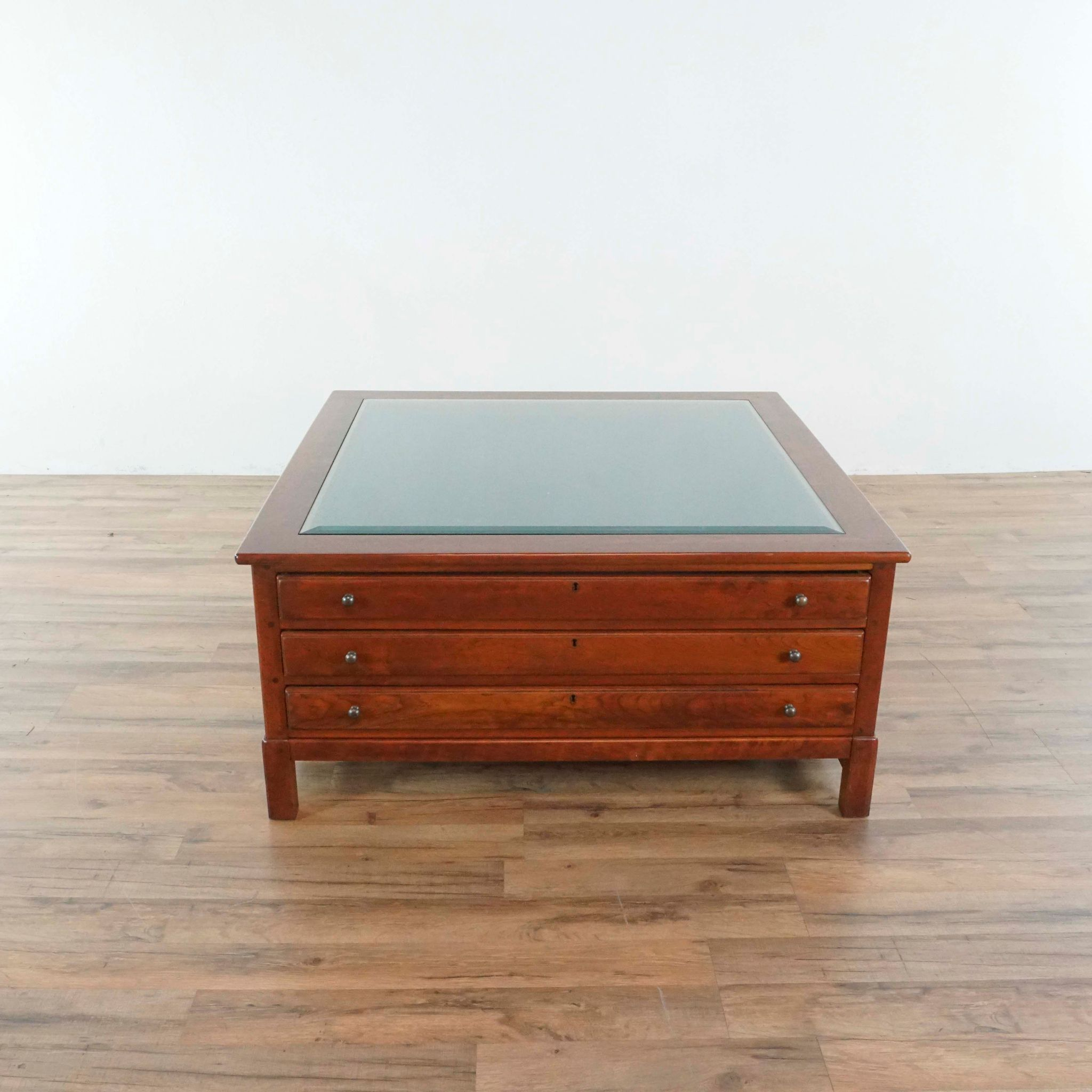 Lexington Timberlake Map Table Div P Solid Cherry Wood Coffee Table With Beveled Glass Top A Cherry Wood Coffee Table Lexington Furniture Coffee Table Wood [ 2048 x 2048 Pixel ]