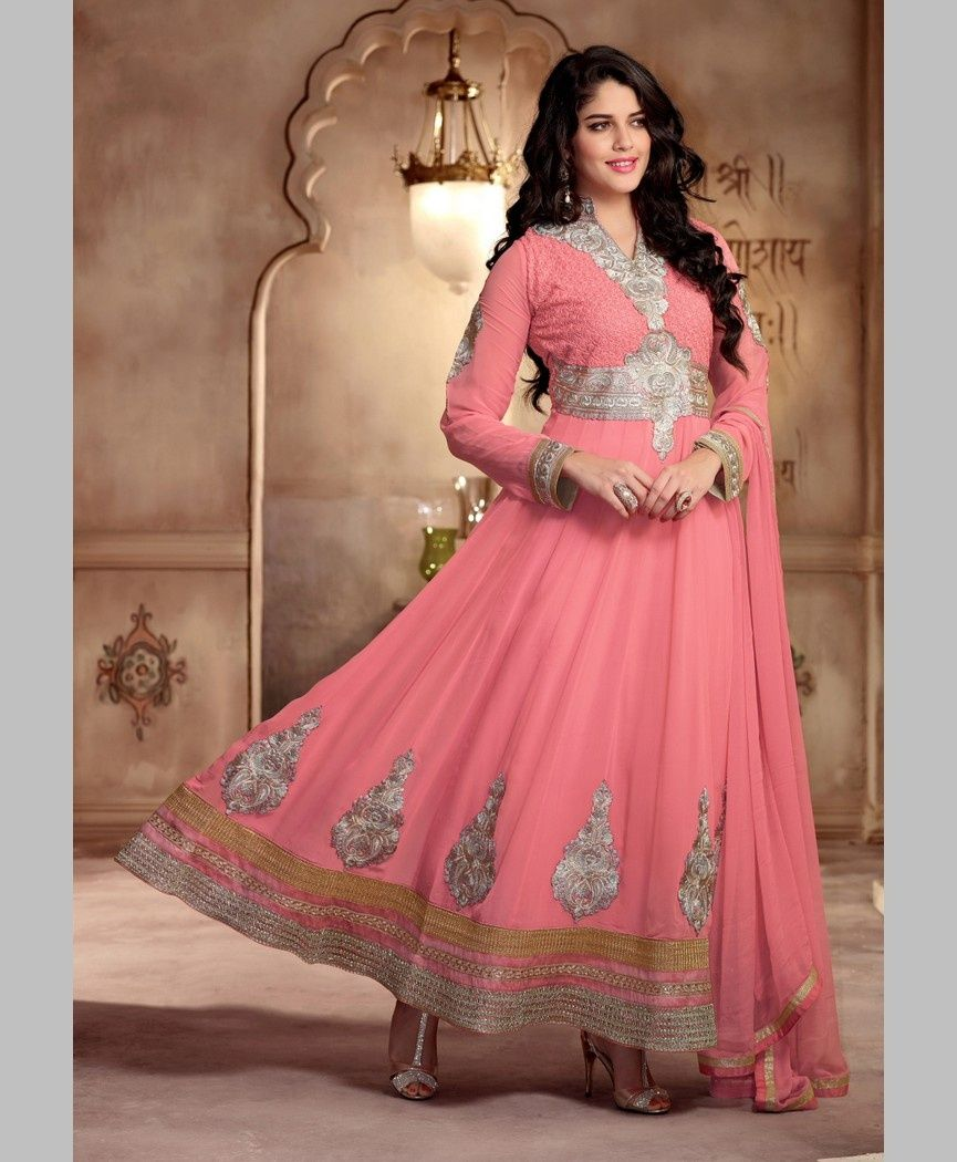 Stitched Suit http://www.velvetkart.com/women/ethnic-wear/salwar ...