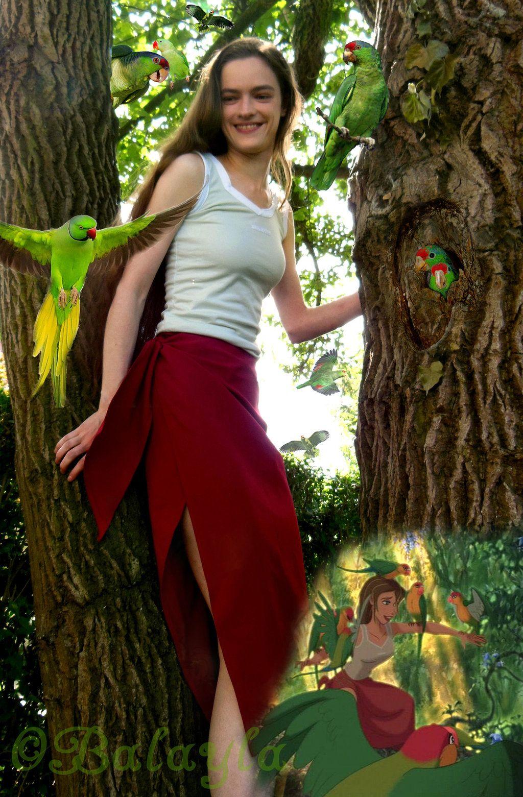 [Cosplay - Disney - Tarzan] Jane Porter by mene.deviantart.com on @DeviantArt  sc 1 st  Pinterest & Cosplay - Disney - Tarzan] Jane Porter by mene.deviantart.com on ...