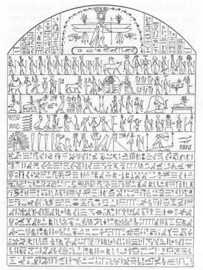 Egyptian Magic: Chapter IV. Magical Pictures and Formulæ ...
