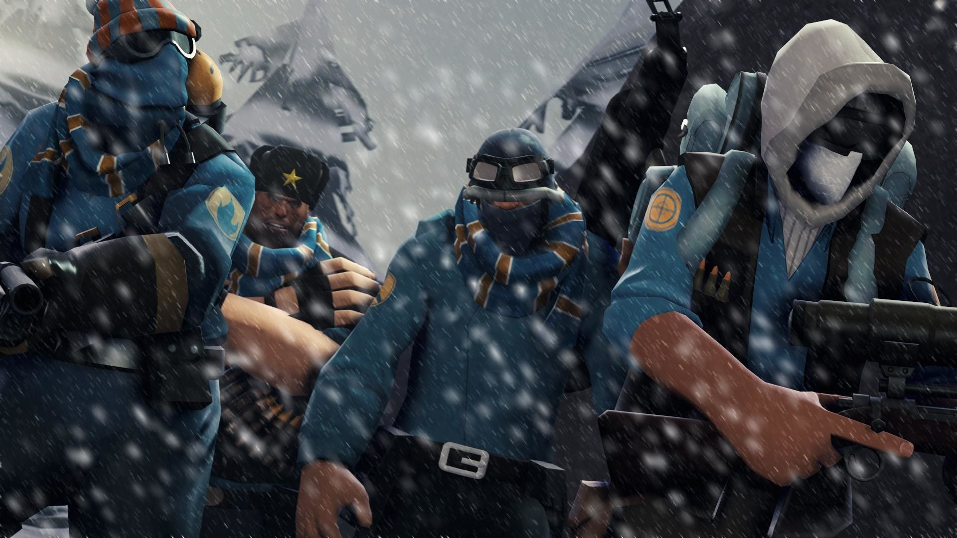 1920x1080 99 More Tf2 Wallpapers Made In Sfm Wallpaper Team Fortress 2 Image