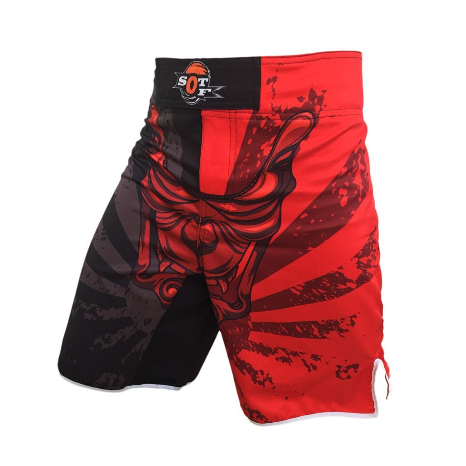 Boxing Red Muay Thai Boxing Mma Fitness Training Pants Boxing Shorts Tiger Muay Thai Cheap Mma Shorts Kickboxing Shorts Buy Now