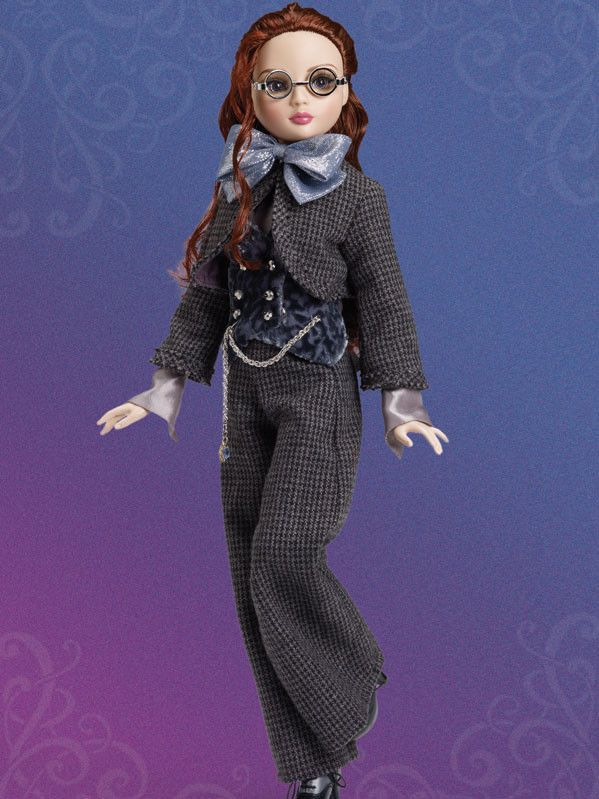 """Wilde Imagination """"Serious Intentions Intention  Ellowyne"""" dressed doll retired"""
