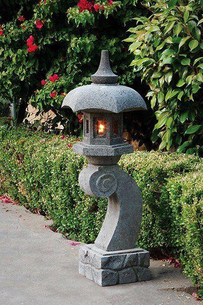 Garden Age Supply Japanese Garden Lanterns Japanese Garden