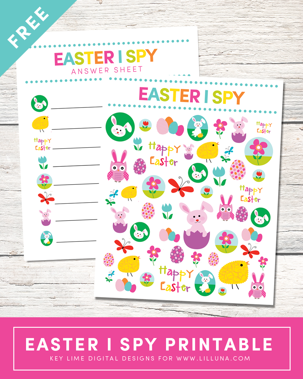 Dashing image inside printable easter games