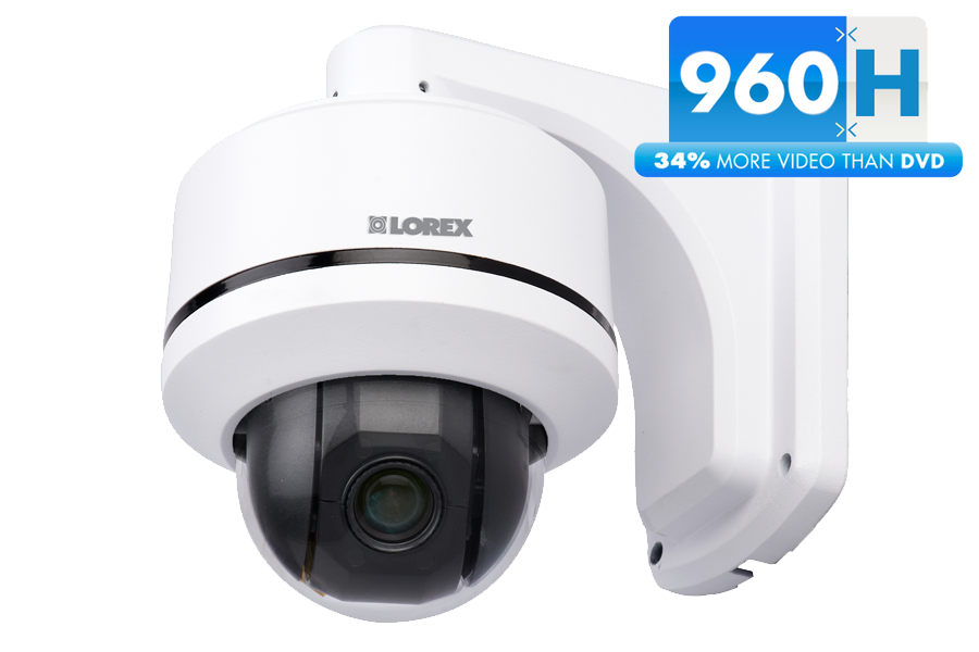 Pan Tilt Zoom Security Cameras Are you concerned about security of ...