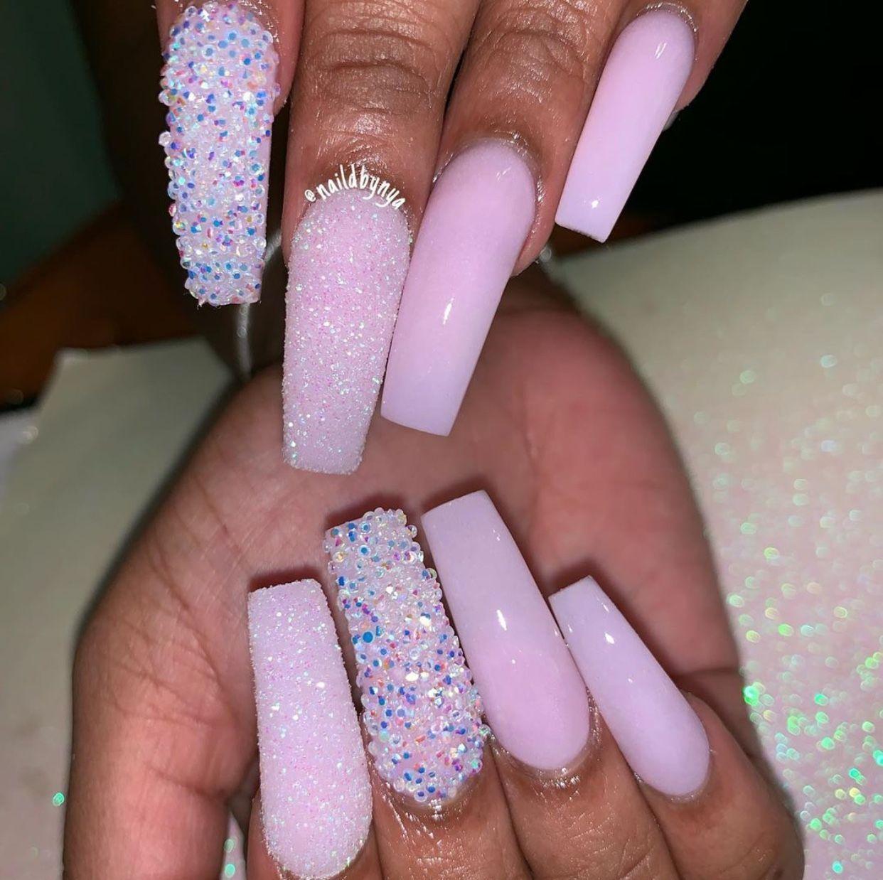 Sweet 16 Nails