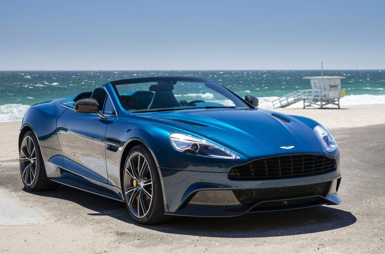 Aston Martin Vanquish Volante The Elegant Car Automotive Reviews Wallpaper