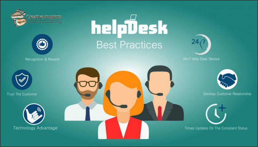 High Quality Help Desk · Best Practice · Creative · U201cGreat Services Are Not Canceled By  One Act Or By One Single Erroru201d Photo