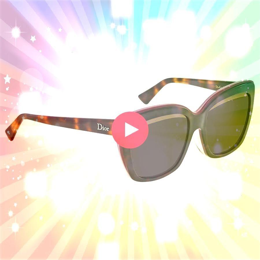 Graphic Grey Smoke Rectangular Ladies Sunglasses DIORGRAPHICF 3C4575S 57Dior Graphic Grey Smoke Rectangular Ladies Sunglasses DIORGRAPHICF 3C4575S 57 Sunglass Boulevard...
