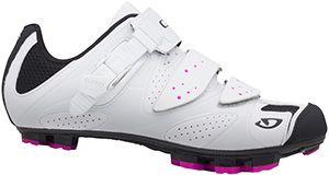 Giro Sica Women S Mountain Bike Shoes Spring Pink Ciclismo