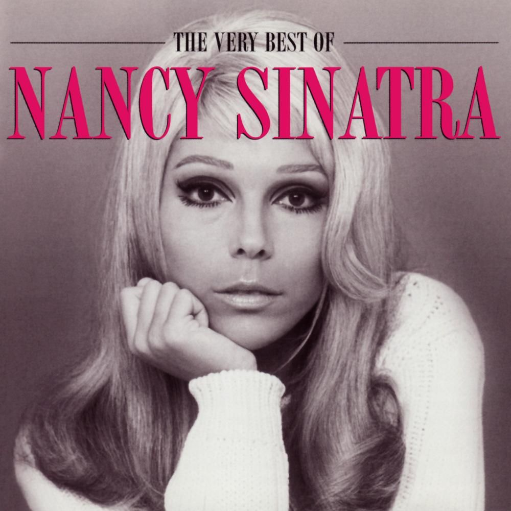 Nancy Sinatra Very Bet Of Album Cover Nancy Sinatra In