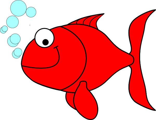 red goldfish clip art vector clip art online royalty free rh pinterest com cute goldfish clipart clipart goldfish cracker