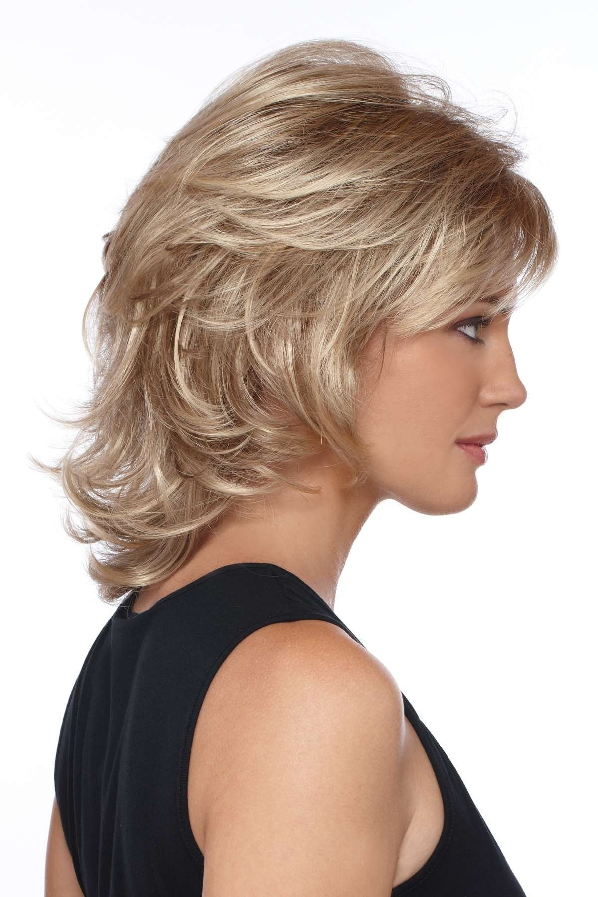 Coiffure Cheveux Courts Visage Rond Angela Synthetic Wig Traditional Cap Hair Pinterest