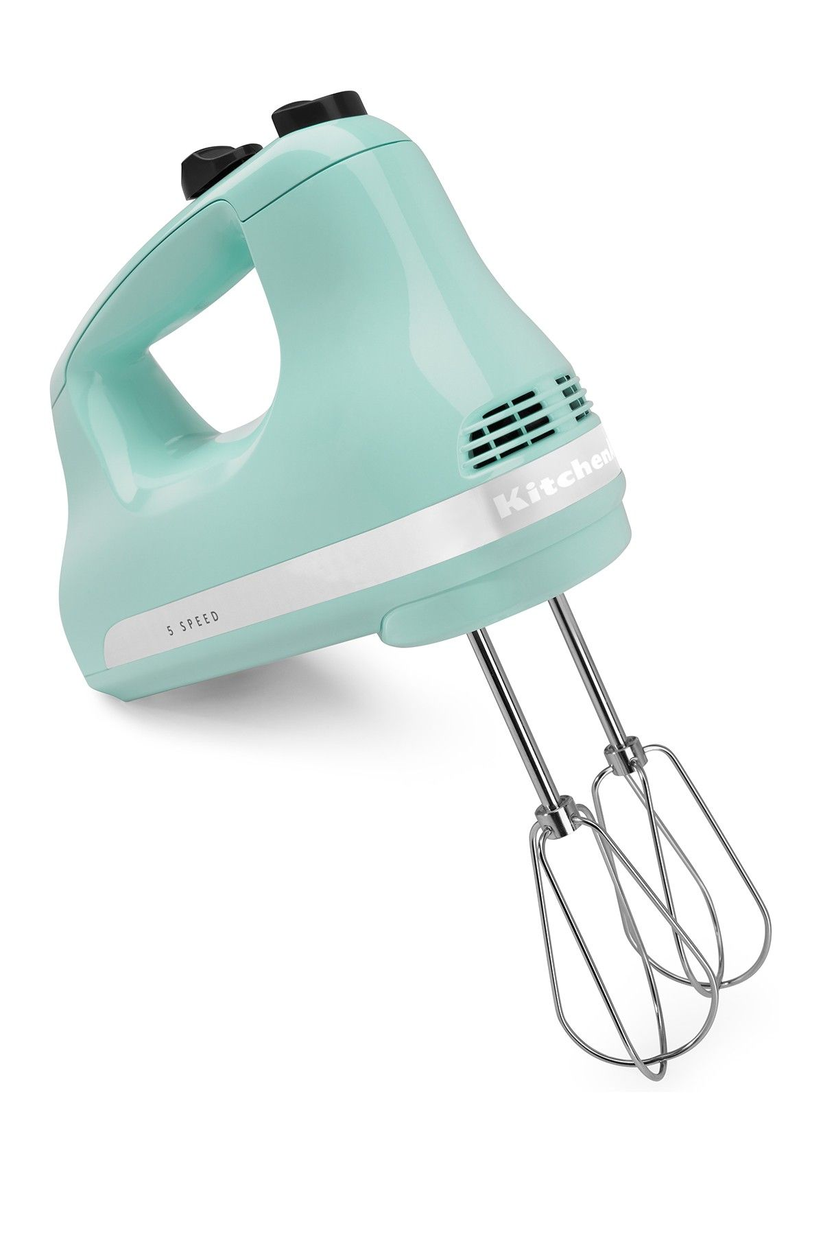 KitchenAid 5-Speed Hand Mixer - Ice Blue | Hand mixer and Products