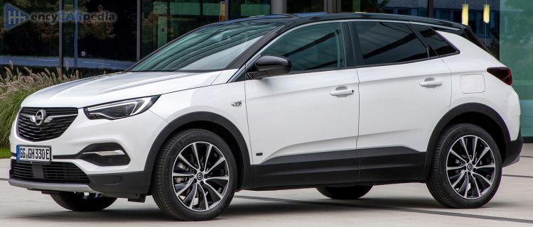 2020 Opel Grandland X Hybrid In 2020 Opel Gasoline Engine Fuel Delivery