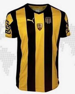 c07be0ac552 Los colores del CURCC eran negro y naranja. Su clásico rival en el fútbol  uruguayo es Nacional