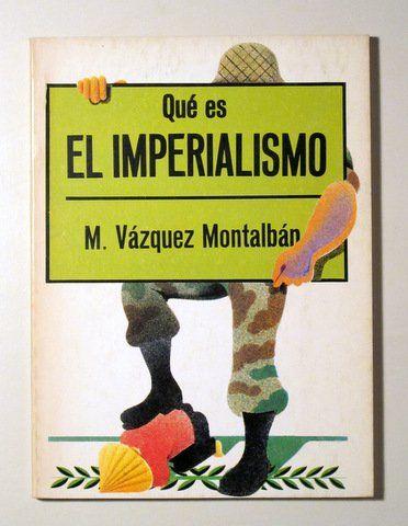 QUE ES EL IMPERIALISMO - Llibres del Mirall