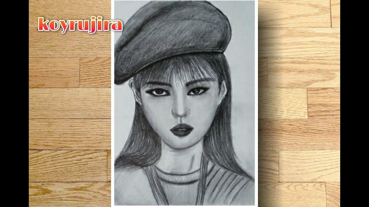 Drawing Jennie Blackpink เจนน แบล คพ งค Koyrujira ในป 2021 Blackpink เจนน