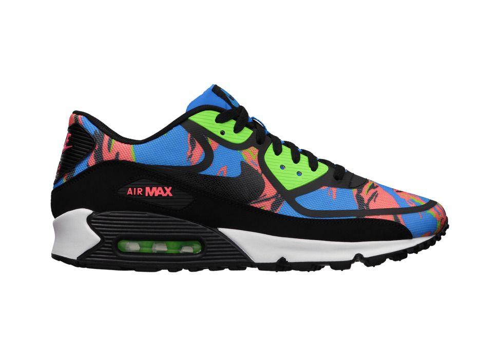 Nike Air Max 90 e 95 estão de volta na coleção Air Max Tape